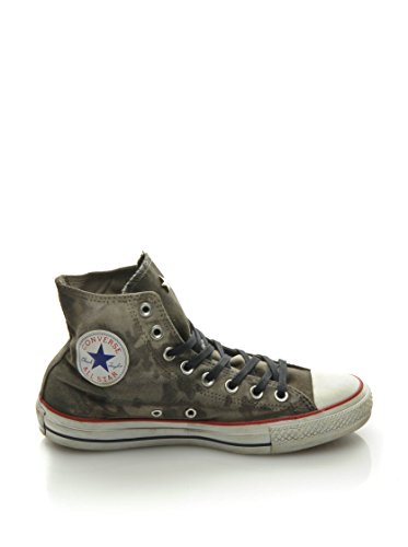 Ltd Alta Canvas 41 Studs Eu All Sneaker Star Converse Hi Grigio 04xwaUfq