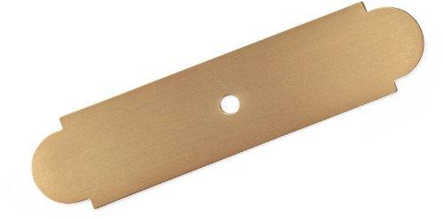Amerock BP19207GB Knob Backplate, Gilded Bronze, 4-3/8-Inch Color: Gilded Bronze, Model: BP19207GB, Home & Tools