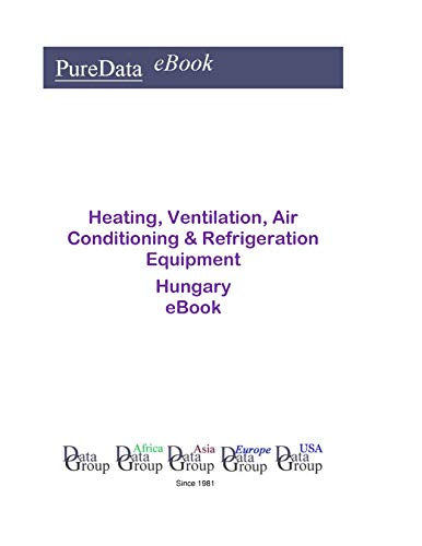 Heating, Ventilation, Air Conditioning & Refrigeration Equipment in Hungary: Market Sales