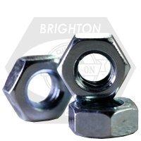 Class 8 M4 x 0.7 DIN 934 Steel Hex Nut 1000 Pack ISO 4032 Zinc