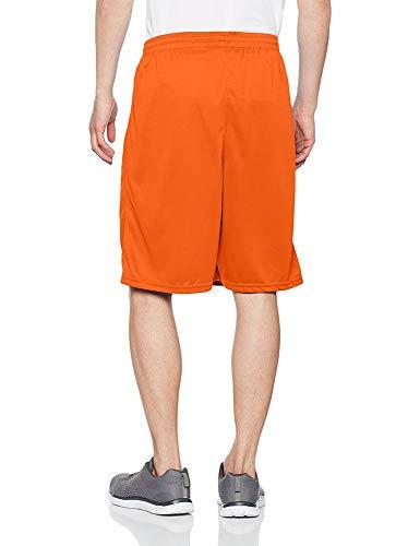 Shorts Basket Joma Arancione Adulto Unisex 6Sqqw7