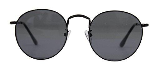 Certifié V 100 Soleil CE Homme de Lunettes Noir U HqaTw4a