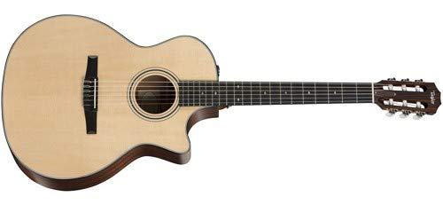 Taylor 314ce-N Nylon String Grand Auditorium Acoustic Guitar , Sapele ()