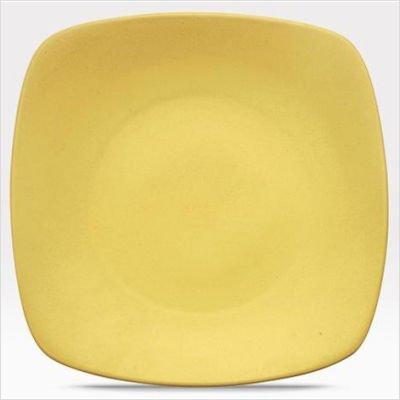 Noritake Colorwave Mustard 11-3/4-Inch  Quad Plate