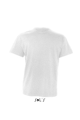 SOL´S V-Neck T-Shirt Victory, Größe:L, Farbe:Ash (Heather)