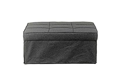 Diophros Folding Ottoman Sleeper Guest Bed, 4 in 1 Multi-Function Adjustable Guest Sofa Chair Sofa Bed