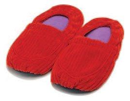 Marca zapatillas suave poderse calentar Warmies - rojo - que se ...