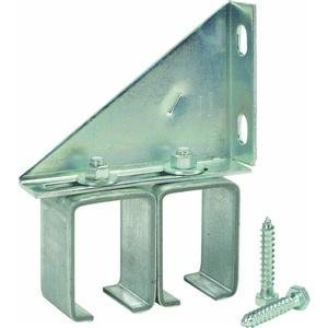 National Hardware N104-786 Dbl Rail Box Brackets National Box Rail