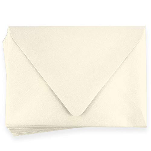 A7 Stardream Opal Envelopes - Euro Flap, 81T, 25 Pack ()