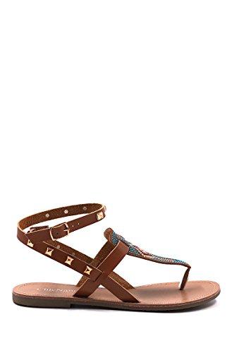 CHIC NANA - Zapatos de Punta Descubierta Mujer , (azul claro), 38