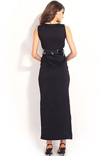 Pinkyee - Vestido - para mujer Black3