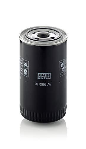 MANN-FILTER Oliefilter W 950/18 – voor auto's en bedrijfsvoertuigen