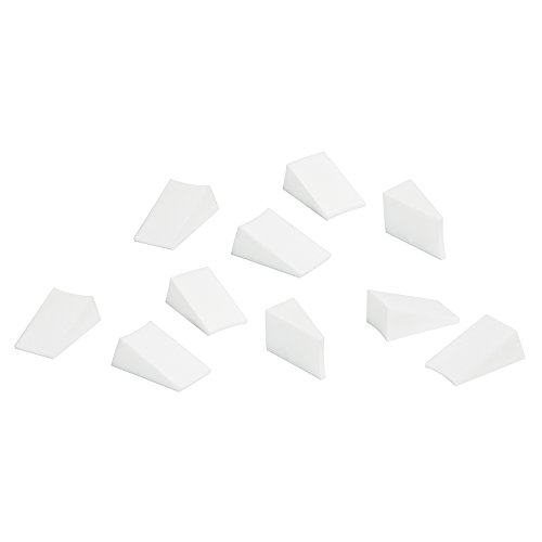 Artist's Choice Makeup Sponge Mini Applicator Wedges (100 Count)