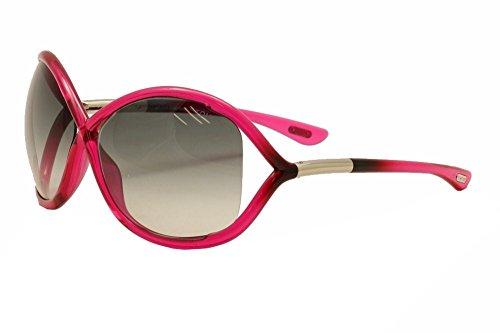 Tom Ford FT0009 WHITNEY Sunglasses Color - Ford Tom Glasses Whitney