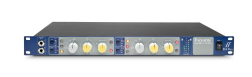 Focusrite ISA Two Focusrite ISA Two Classic Dual Mono Transformer-Based Microphone Preamplifier (Focusrite Preamps Mic)
