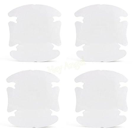 pellicola universale trasparente per le maniglie delle portiere dauto cover resistente e antigraffio 4/pezzi SKS Distribution/®