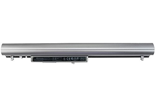 001 Notebook Hp (HP LA04 Notebook Battery 14.8V 41WH for HP Pavilion Touchsmart 15-N Series 14-N Series 248 G1 248 340 340 G1 Notebook P/N: 728460-001 High Capacity 2800mAh [12 months warranty] (Silver))