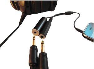 Amazon com: Headset Buddy: (01-Aviation-PH35) 3 5mm Smartphone to