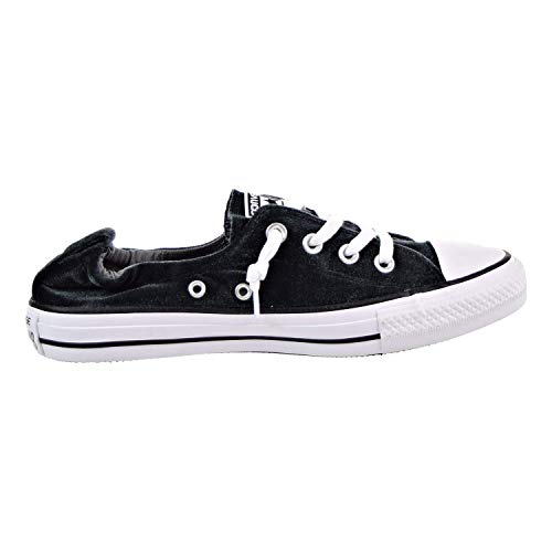 Star Shoreline Chaussures Black Chuck All Taylor Femme Mason White Converse Slip Textile 7wHXX6