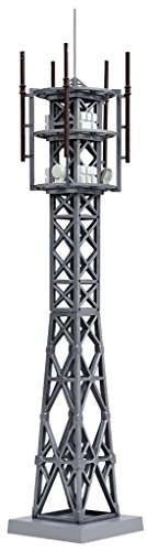 Tomytec 267133-Accessories-Mobile Radio Mast, Set of 2