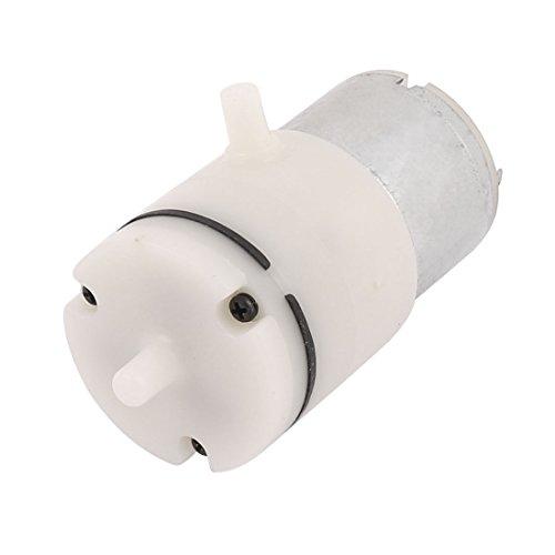 uxcell DC 6V 1.5L/Min Monitor Breast Pump Mini Air Pump Dual