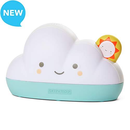Skip Hop Dream & Shine Toddler Sleep Trainer Alarm Clock & Nightlight