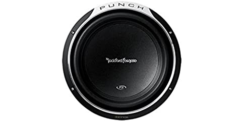 Rockford Fosgate P3SD2-12 P3 Punch Shallow mount 12-Inch DVC 2-Ohm Subwoofer (12 Subs Shallow)
