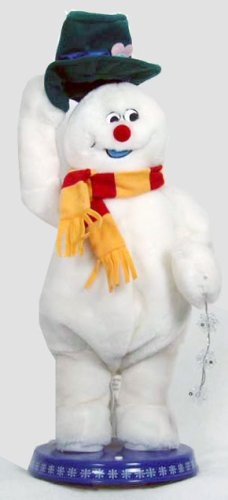 Dancing Snowman (Frosty the Snowman Animated Singing & Dancing)