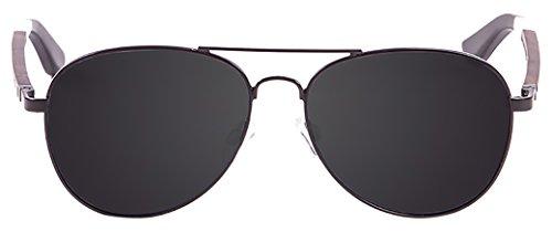 Paloalto Sunglasses P18110.13 Lunette de Soleil Mixte Adulte, Noir