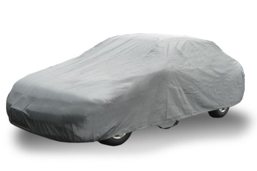 Fh Group C502 Xl Car Cover  Non Woven Resistant Extra Large