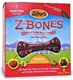 Z-Bone Box Treat Size: Regular/8-Pack, Flavor: Berry, My Pet Supplies