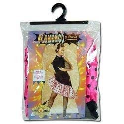 Adult Flamenco Dancer Costume - Adult Std. (Adult Spanish Dancer Costume)