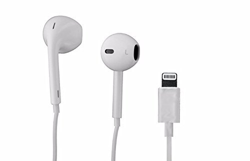 oem apple iphone 7 earpods with lightning connector and. Black Bedroom Furniture Sets. Home Design Ideas