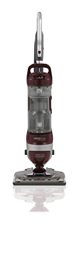 Kenmore Elite 31230 Pet Friendly Bagless Exclusive CrossOver Ultra Plush Beltless Vacuum w/Pet Handi-Mate, Triple HEPA, Telescoping Wand, 6-Cleaning Configurations, 3 Cleaning Tools-Maroon/Silver (Best Pet Friendly Carpet)