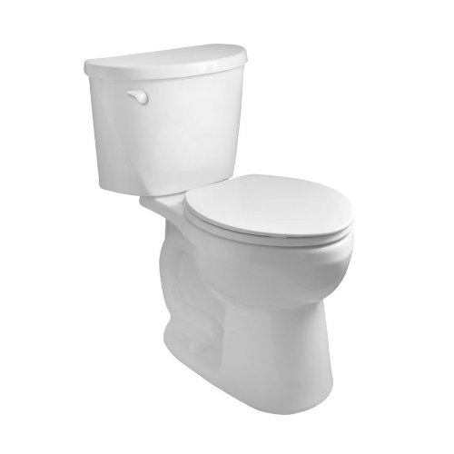 033056831168 - American Standard Mainstream White High-Efficiency WaterSense Round Toilet 3472.128.020 carousel main 0