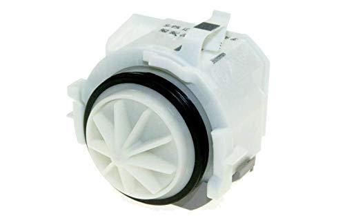 Bomba de desagüe de referencia: 00631200 para lavavajillas Bosch ...