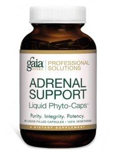 Surrénale support liquide Phyto-Caps 120 capsules