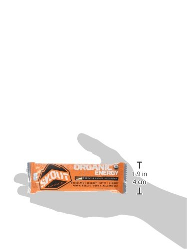 Skout Organic Energy Bar, Peruvian Chocolate Coconut, 12 Bars by Skout Backcountry (Image #9)