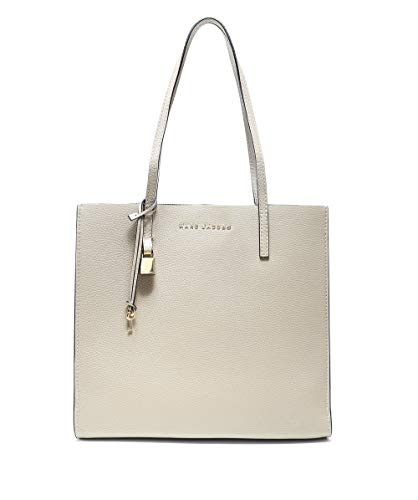 Marc Jacobs Women's The Grind Shopper Tote Bag, Light Slate, One - Jacobs Bags Women Marc