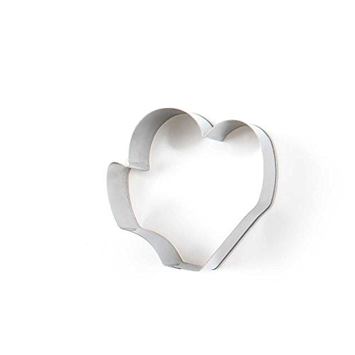 12 Pieces Biscuit Cookie Cutter Footprints Metal Jelly Gingerbread Molds