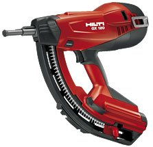 Hilti Gx120 Nail Gun Amazon Co Uk Diy Amp Tools