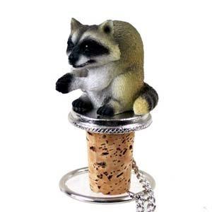 Conversation Concepts Raccoon Bottle Stopper