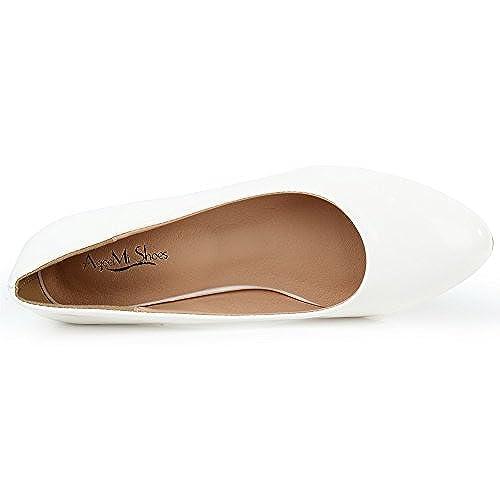 Medio La Sólido Sin Ageemi Mujer Shoes Venta Caliente Tacón De 5Pwxfq1C0