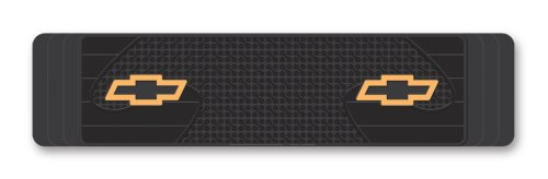 (Chevy Bowtie Trim-To-Fit SUV Rear Runner Mat)