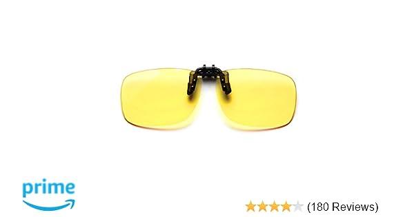 a01bf5656242 Amazon.com  Cyxus Blue Light Filter (Clip On) Computer Glasses