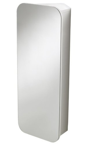 Adelaide Tall Corner Bathroom Cabinet By Showerdrape Amazon Co Uk