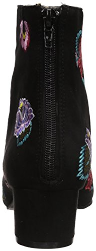 Johnson Women's Betsey Fashion Boot Black Twiggy PdUZqUnSO