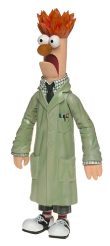 The Muppet Show Mega Beaker Palisades Figure Red Box by Palisades Toys (Beaker From Muppets)