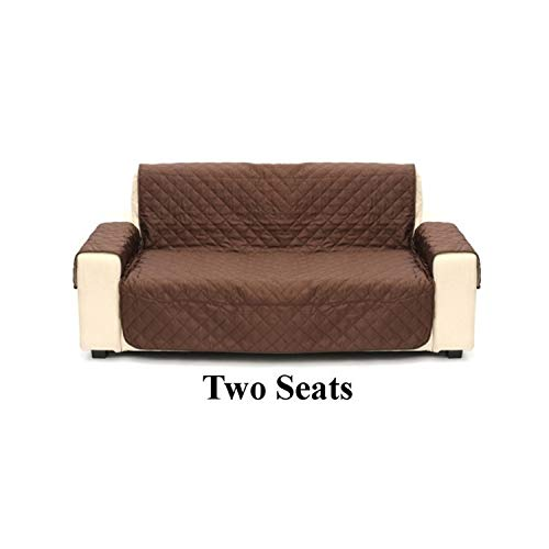 Solid Color Sofa Cover Washable Removable Towel Armrest Couch Covers Slipcovers Couch Dog Pets Single/Two/Three Seater
