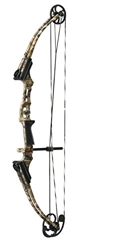 Genesis Mini Bow - RH Lost Camo